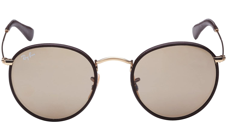 3ab629a854 Amazon.com  Authentic Ray Ban Sunglasses - RB 3475-Q 112 53 50-21  Shoes