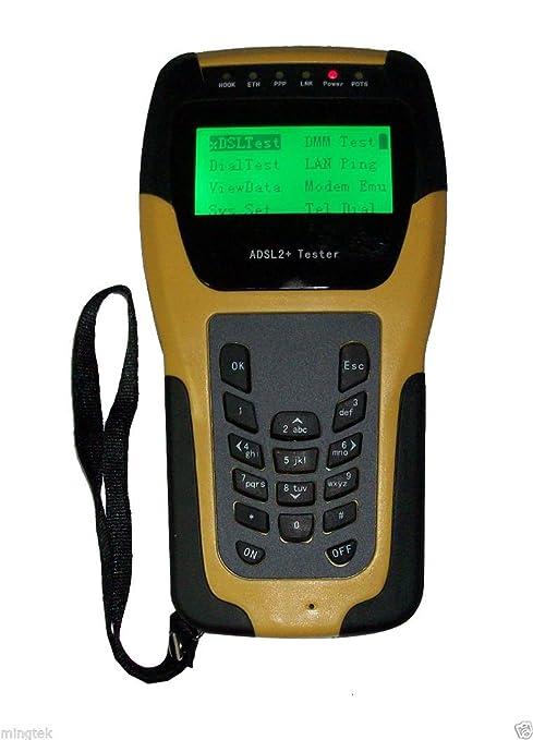 ST332B ADSL2+ Tester XDSL Line Tester Network Tester RS232 DMM - Buy