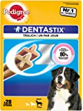 Pedigree Dentastix Dental Dog Chews - Large Dog, Pack of 4 (Total 4 x 28 Sticks)