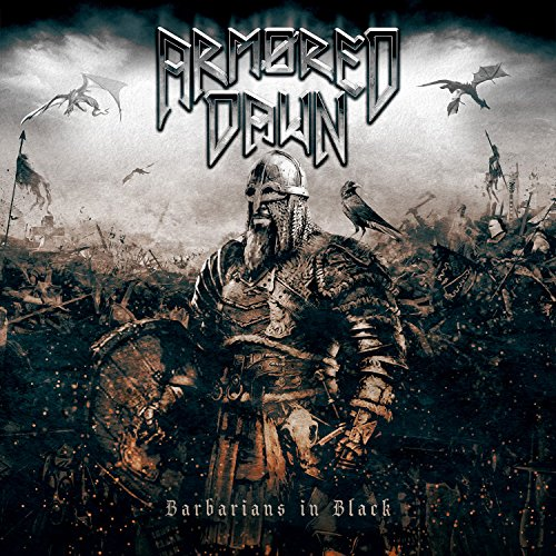 Barbarians In Black (Dawn Cd)