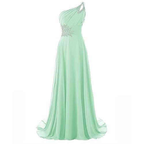 Vintage Seafoam Green Bridesmaid Dresses