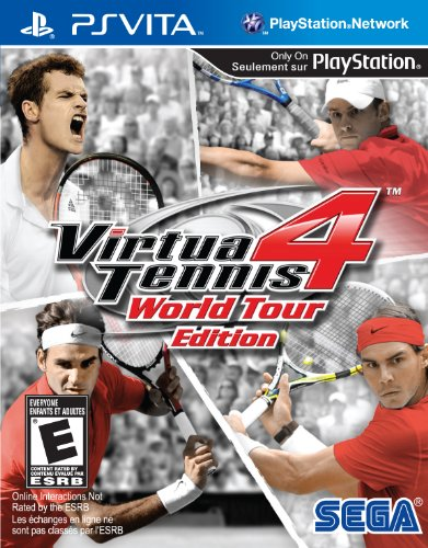Virtua Tennis 4 - World Tour Edition by Sega