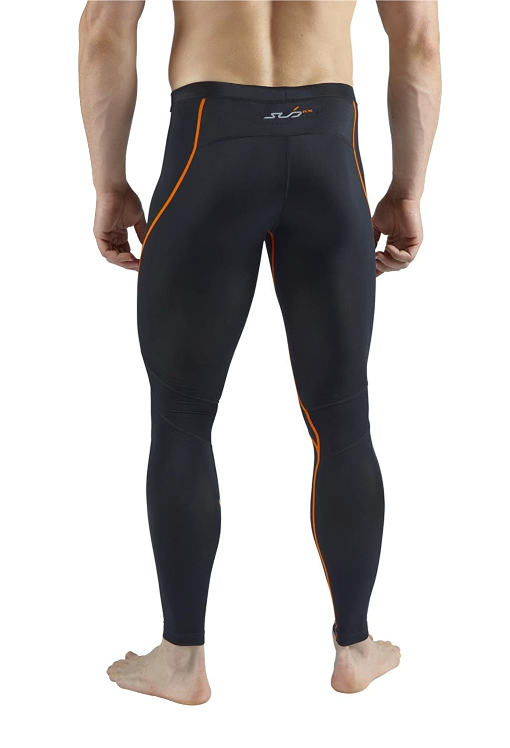 bbdbfd23a2f4d Amazon.com : Sub Sports Elite RX Mens Graduated Compression Base Layer  Tights/Pants : Clothing
