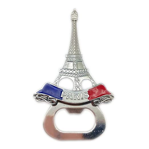 Hqiyaols Souvenir Abrebotellas Torre Eiffel París Francia ...