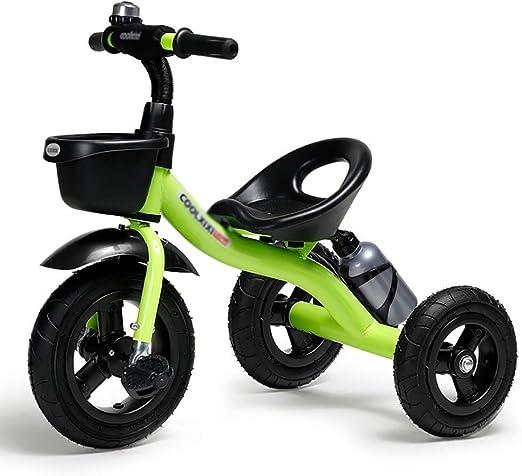 LIAN Triciclo Rider Kids Infantil Triciclo para niños Bicicleta ...