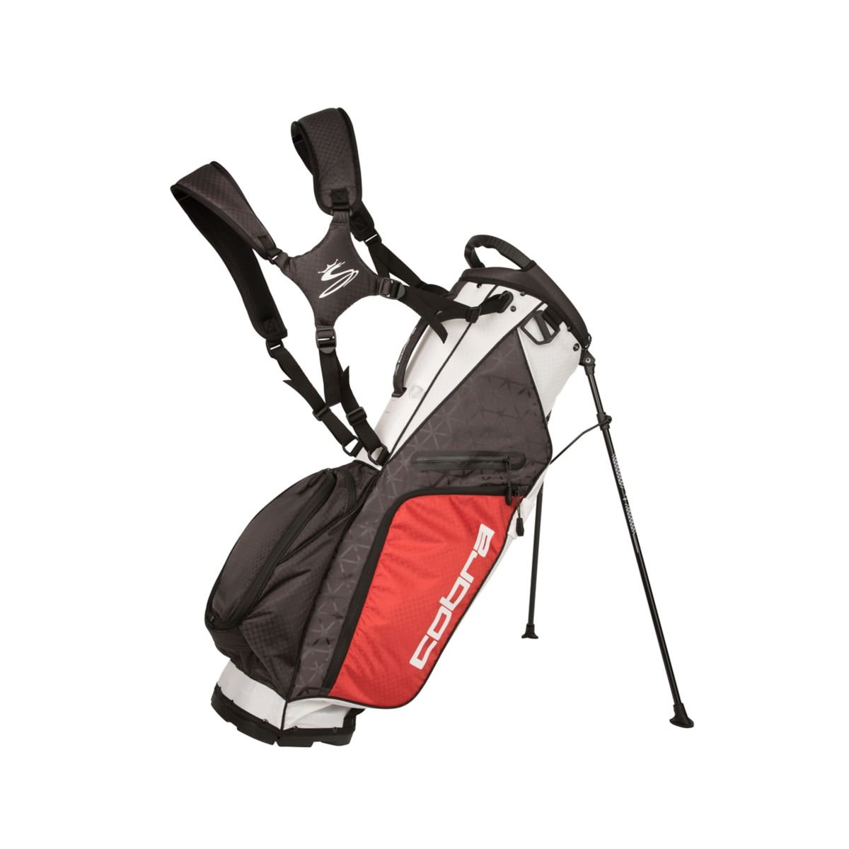 Amazon.com: Cobra Bolsa de golf Ultralite 2017, Rojo, osfa ...