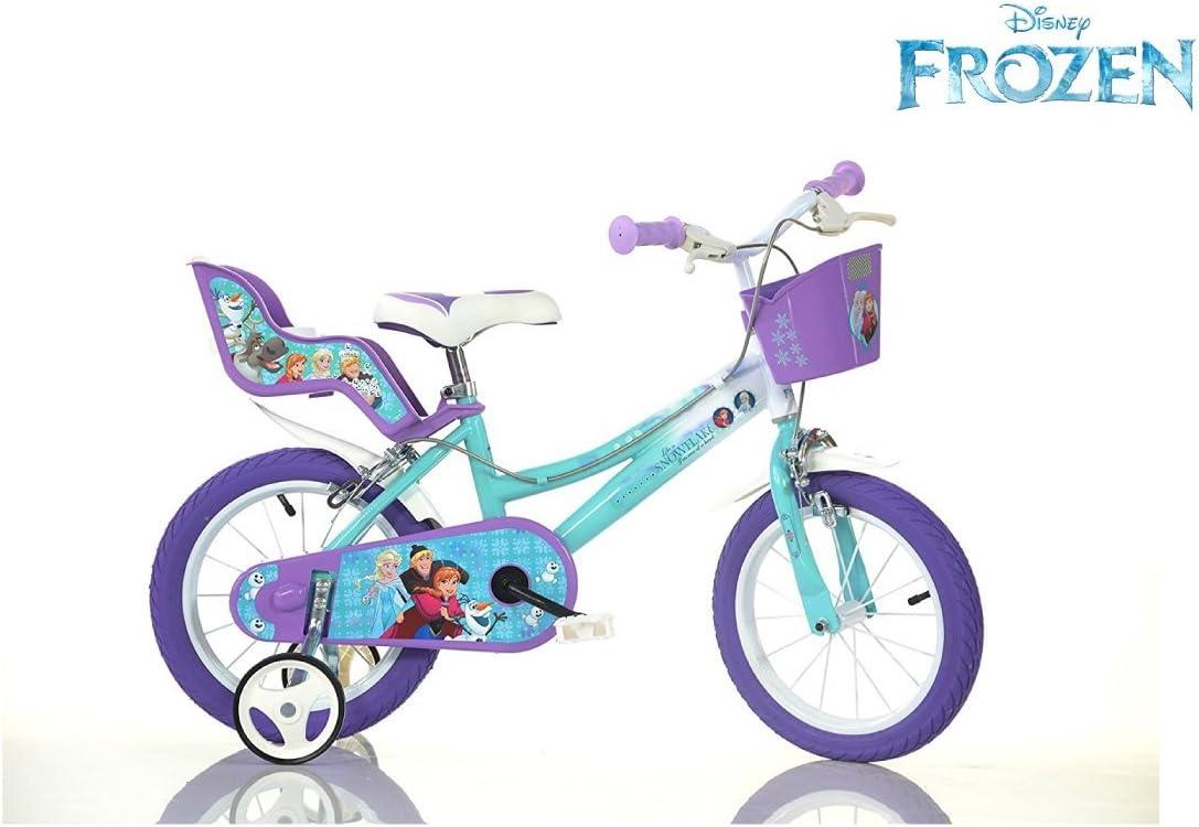 Ciclos Puzone bicicleta 14 Frozen Dino Bikes Art. 146 r-fz2 ...
