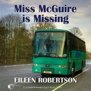 Miss McGuire is Missing Hörbuch