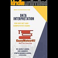 DATA INTERPRETATION (D.I.): DI for UGC NET and Competitive Exams (ugcnet Book 4)