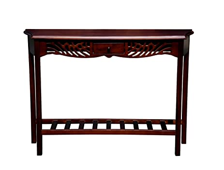 Charmant D ART COLLECTION Winston Console Table