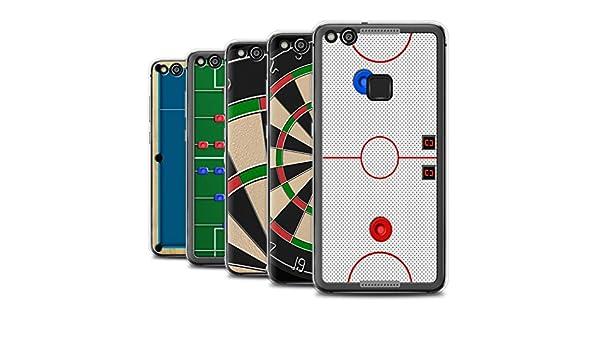 Stuff4® Carcasa/Funda TPU/Gel para el Huawei P10 Lite/Serie ...
