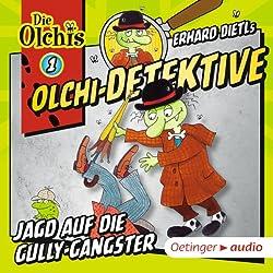 Jagd auf die Gully-Gangster (Olchi-Detektive 1)