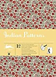 Indian Patterns : Gift and creative paper book Vol.52