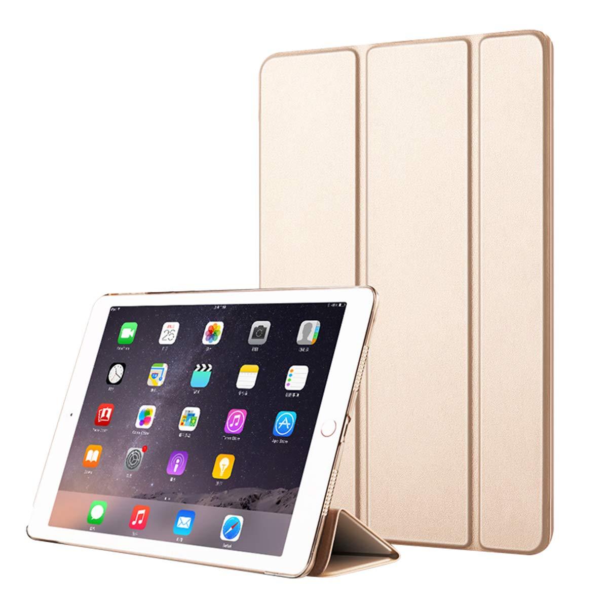 古典 iPad 8293-Q3-276 12.9インチ Pro 12.9インチ 2017カードホルダーケース iPad Pro 12.9インチ 2017ウォレットケース スリム ゴールド iPad Pro 12.9インチ 2017フォリオレザーケースカバー 耐衝撃ケース クレジットカードスロット付き 丈夫な保護ケース, 8293-Q3-276 ゴールド B07KVTZK47, 御宅家本舗 OTAKICK:ec674704 --- a0267596.xsph.ru