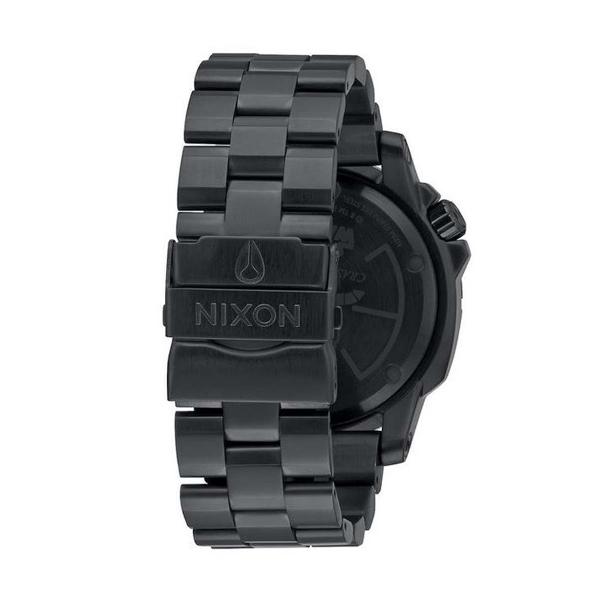 Herren A506sw2242 Edelstahl 00 Pilot Imperial Quarz Nixon Analog Black Ranger Armbanduhr 0wX8knOP