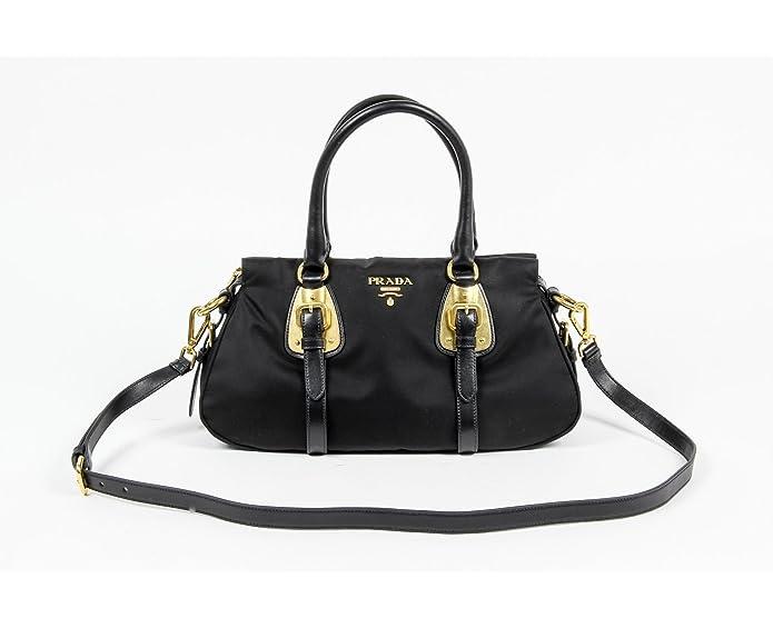 Prada Ladies BN1903 Tessuto Nylon Top Handle Convertible Tote Handbag   Amazon.co.uk  Shoes   Bags fab04fdcd5c1a