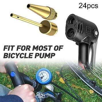 ZqiroLt - Adaptadores para Bomba de Bicicleta, Juego de inflado ...