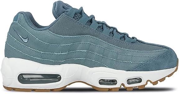 Nike Air Max 95 PRM Baskets pour femme Bleu fumé Turquoise