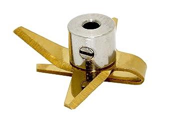 Dinámico Original cuchilla para emulsionar batidora de varilla mx020 mx021 y MX22: Amazon.es: Hogar