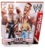 WWE Battle Pack: John Cena vs. The Rock Figure 2-Pack Series 15