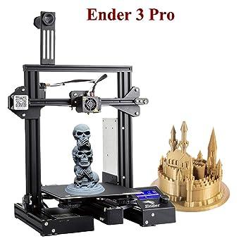 Creality 3D Ender Series DIY Impresora 3D Kit con impresión de ...
