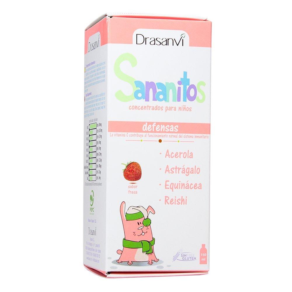 Drasanvi Sananitos Defensas Extracto - 150 ml: Amazon.es: Salud y cuidado personal