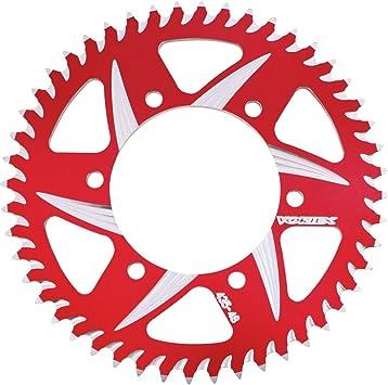 for 14-19 Honda Grom Vortex CAT5 Rear Sprocket Red 420 // 35T