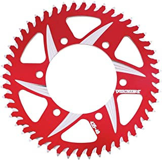 product image for Vortex CAT5 Rear Sprocket (420 / 35T) (Red) Compatible with 14-19 Honda Grom