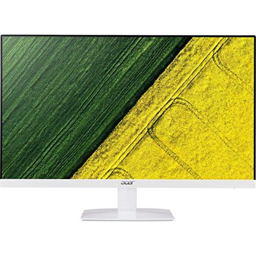 Acer 27' Widescreen LCD Monitor Display Full HD 1920 x 1080 4 ms IPS HA270 wid (Certified Refurbished)