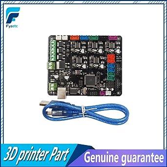 Amazon.com: Impresora 3D - MKS Base V1.5 3D placa de control ...