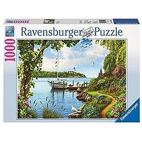 Ravensburger Boat Days Jigsaw Puzzle (1000-Piece)