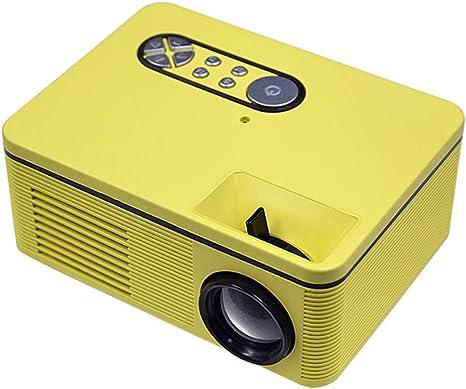 Opinión sobre QK Proyector 1080P Proyector LED Nativo Full HD Pantalla de 30-100