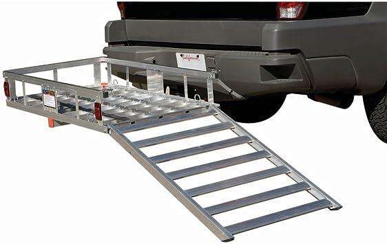 Amazon.com: Capacidad de 500 lb. Rampa de aluminio para ...
