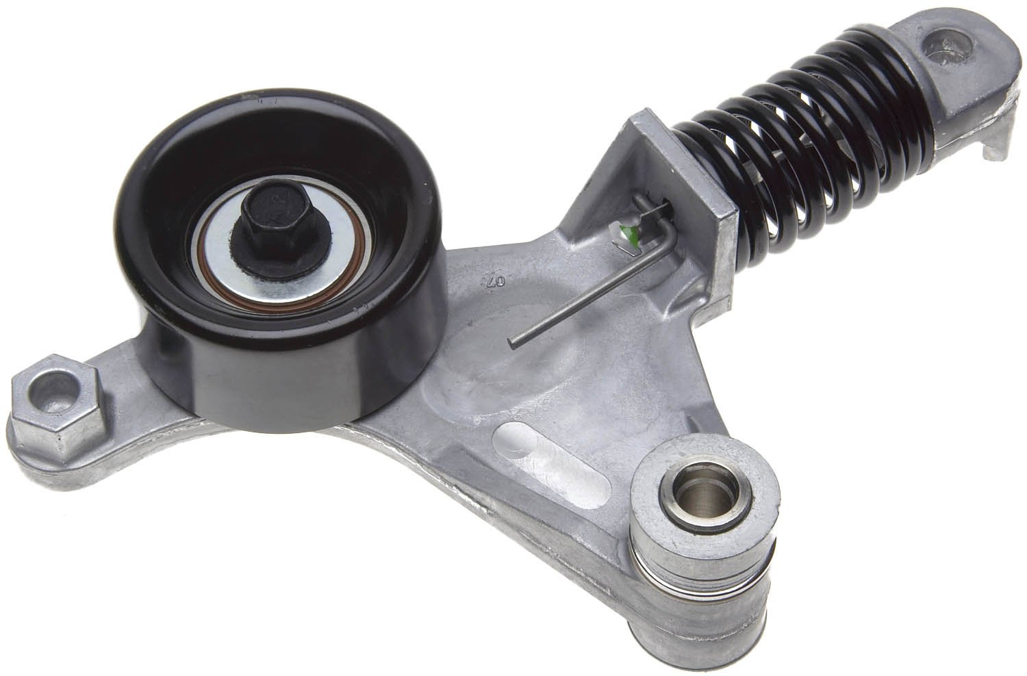 ACDelco 38453 Professional Automatic Belt Tensioner and Pulley Assembly