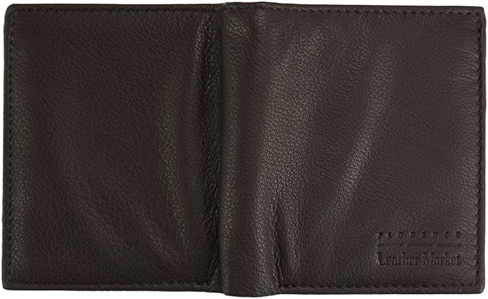 PF011 Leather wallets Nicol/ò Wallet in natural leather