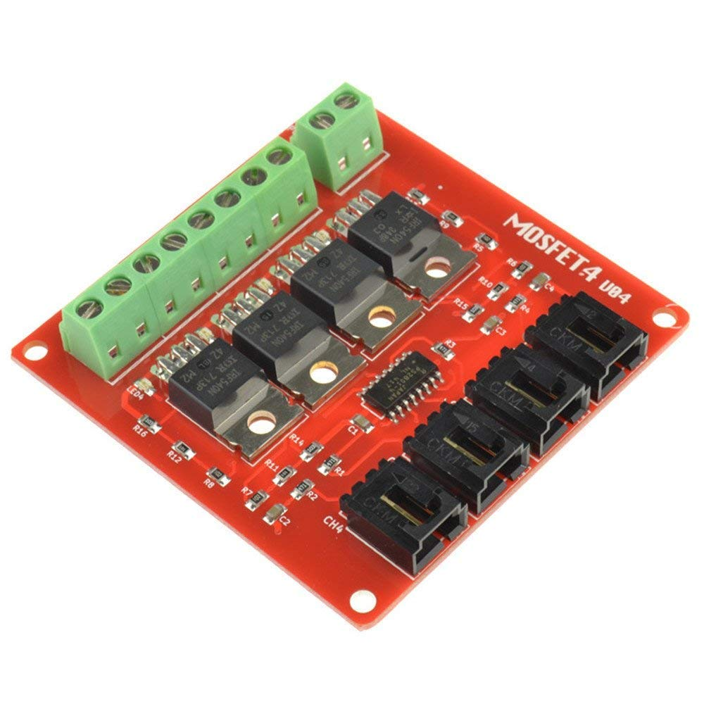 Switch Module Arduino 5pcs Four Channel 4 Route MOSFET Button IRF540 V2.0