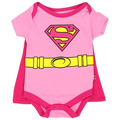 105f51d4a Amazon.com: Supergirl Infant Baby Girls