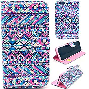 iPhone 6 Case -Ezydigital iPhone 6 4.7 Case,Card, Cash,ID Holder,PU Leather Wallet Flip Cover Case for iPhone 6 (4.7-inch)