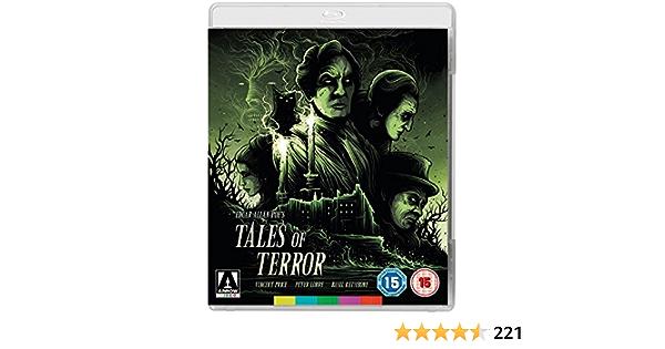 Tales of Terror [ Blu-ray] [Reino Unido] [Blu-ray]: Amazon.es ...