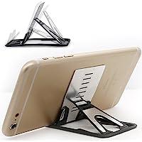 iPhone Kickstand, iPad Kickstand, iMangoo Multi-Angle Holder Tablet Dock Adjustable Foldable Cradle Portable Mini Desk…