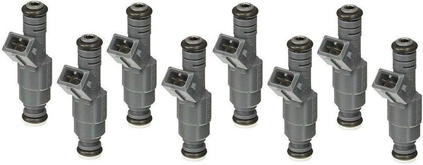 *Lifetime* Bosch Flow Matched Fuel Injectors set 4 FORD 2.0 Shipped same day USA