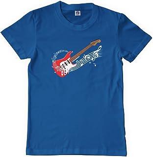 5a344b26c1 Amazon.com: Youth Electric Guitar T Shirt Kids Star Wars Shirts C3PO ...