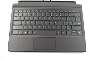 Replacemet Parts for Lenovo Miix 520-12IKB Docking Folio Case Keyboard US Backlit 5N2088607 03X7548