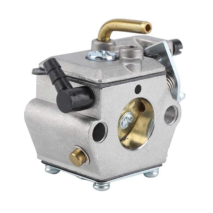 GLOGLOW Carburador para Motosierra STIHL 024 026 MS240 MS260 MS 240 260 WT194