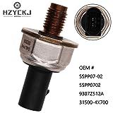 HZYCKJ Fuel Rail High Pressure Sensor Compatible