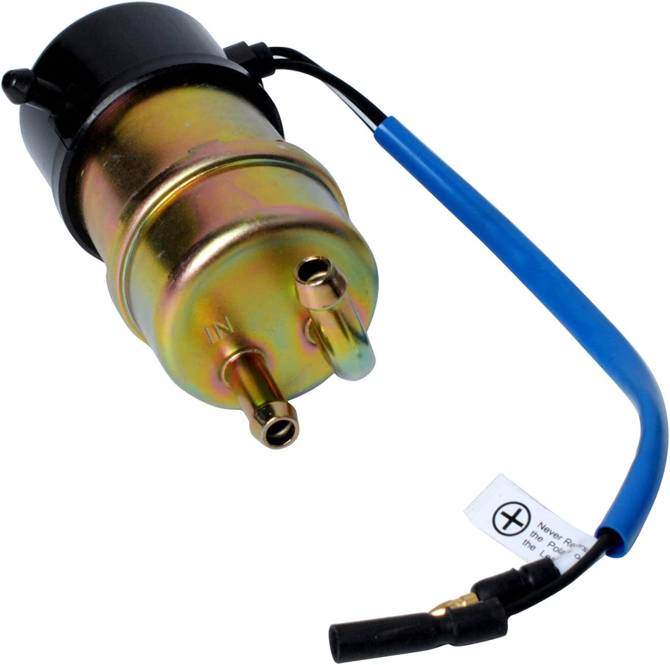 16710-HA7-672 Fuel Pump Fit 86-89 Honda Fourtrax 16710HA7672 TRX-350 TRX-350D TRX 350 350D 4x4 by Wadoy