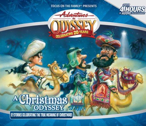 A Christmas Odyssey (Adventures in Odyssey) (Easy Christmas Programs For Kids)