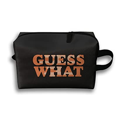 47096689af 70%OFF GUESS WHAT Unisex Fashion Travel Bag Portable Toiletry Bag Organizer  Storage