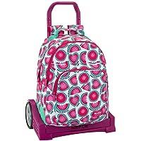 Safta- Trolley, Color rosa, 43 cm (Blackfit8 641839861)