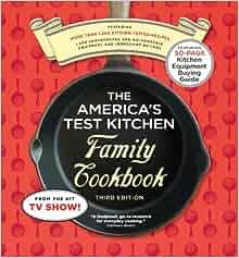 American Test Kitchen Cookbook Amazon